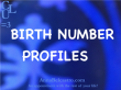 Birth Number 6