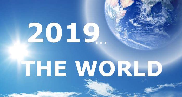 2019 - The World