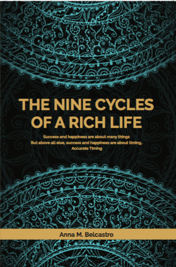 New book: the Nine Cycles of A Rich Life